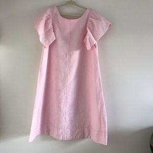 Girls Zara Pink Dress